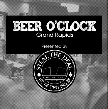 Beer O'Clock GR, Presented by Steal The Deal Bar Discount Cards